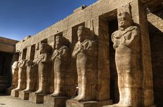Temple of Karnak by rwoan, via Flickr