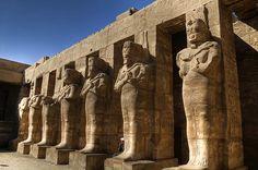 Temple of Karnak by rwoan, via Flickr