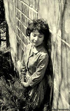 Kansuke Yamamoto 1953. ©Toshio Yamamoto