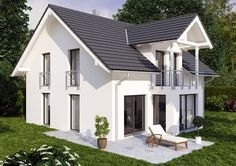 Hausidee Novum - SELECT Massivhaus GmbH