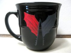 Toothless Coffee Mug Inspired by How to Train by MenagerieMagique