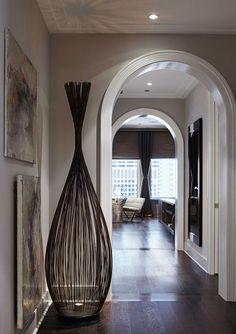 Ritz-Carlton Showcase Apartment by Doug Atherley - Traditional Home