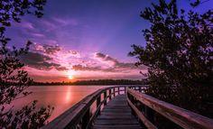 Photo Sunset At Seabridge by Parisa Salehi on 500px