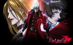 Anime recomendado: Devil May Cry (+16)