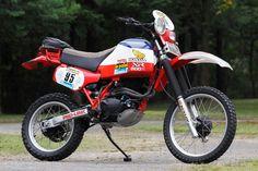 Honda XL 500 R Paris Dakar 1982