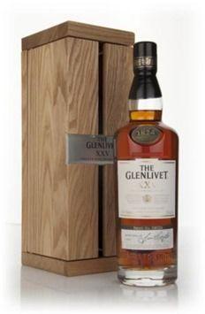 the-glenlivet-25-year-old-whisky