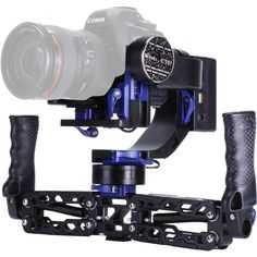 Nebula 4200 5-Axis Bluetooth Gyroscope Stabilizer - $1K - 3.5 lb max. - Horizontal and vertical stabilization