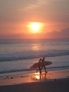 Malpais, Costa Rica es relajante área con hermosas vistas. Usted puede disfrutar de actividades en el pueblo.