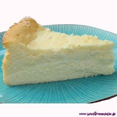Semolina cheesecake without soil - Backen - Basic Cheesecake, Cheesecake Recipes, Healthy Protein Breakfast, Low Calorie Desserts, Sweet Bread, Cakes And More, Chocolate Desserts, No Bake Cake, Sweet Recipes