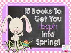 Simply Speech: 15 Books To Get You Hoppin Into Spring!