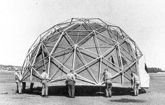 Amazing And Modern Geodesic Dome Homes