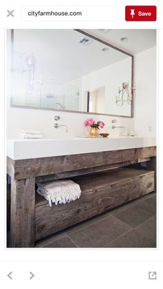 Love this for kids or master bath