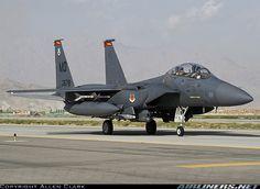 McDonnell Douglas F-15E Strike Eagle aircraft picture