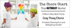 Delegation saves you time and covers more ground.  Teach children from a young age if they can pull out toys they can put toys away. ... http://www.1greenclean.com/1/post/2014/04/every-child-should-have-one.html