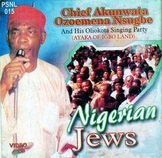 Ozoemena Nsugbe - Nigerian Jews - Video CD