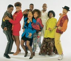 Black People in the 80s | Different World.