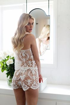 Shop the 'Celeste' Lace Bridal Set for your wedding or honeymoon See more here Contact: Service - Accessories & Lingerie, Etsy Weddings Website - shoplerose.com googletag.cmd.push(function() { googletag.display('div-gpt-ad-1509737580372-0'); });