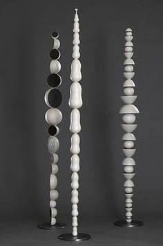 Resultado de imagen para ceramic totem pole