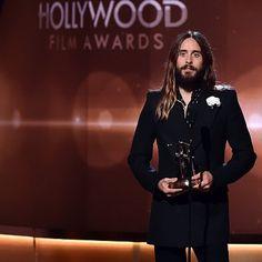 Jared Leto  at 18th Annual Hollywood Film Awards - 14 november 2014