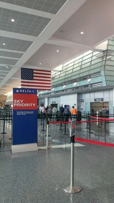 Boston Logan International Airport - Terminal A - Delta Sky Club