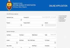 DOJ: Apply for NBI clearance online | Headlines, News, The Philippine Star | philstar.com