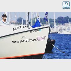 ⚓️Rhode Island⚓️  Pic of the day 08.27.15  Photographer @camschuckie  Congratulations! ✨ So many things I like in one picture!  @alexandani @vineyardvines  #scenesofri #rhode_island #boating #alexandani #vineyardvines #visitrhodeisland #islandlife #exploremore  #ourbackyardri #weshootri #visitRI #401 #ig_captures  #igersrhodeisland  #igersnewengland