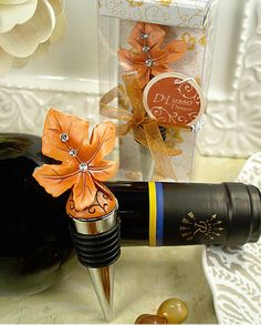 wine bottle stoppers for guests