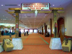 Entrance for VBS
