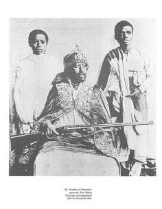 Ras Wolde Giorgis Aboye  Ras Wolde Giorgis Aboye (later Nigus Wolde Giorgis, King of Gondar) was a grandson of King Sahle Selassie of Shewa and first cousin to Emperor Menelik II, and a first cousin once removed to both Empress Zewditu and Emperor Haile Selassie. He was one of Menelik's leading generals, who led several campaigns in the south and helped re-incorporate various regions back into the Ethiopian Empire.