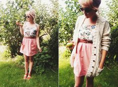 Apples and rosehips (by Little L) http://lookbook.nu/look/3979218-apples-and-rosehips