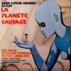 Alain Goraguer - La Planète Sauvage (Bande Sonore Originale) (Vinyl, LP, Album) at Discogs