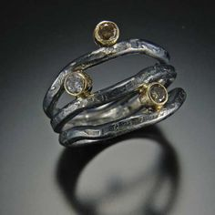 Grapevine Ring - $595