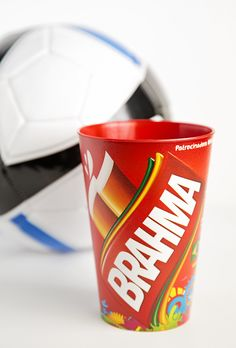 One TOUGH World Cup - One TOUGH Cup for the games using YUPO! No Bull. #DoitonYUPO #YUPOIML #WorldCup #Brahma #Beer #Soccer #SoccerMom #USA #Brazil #Collectors