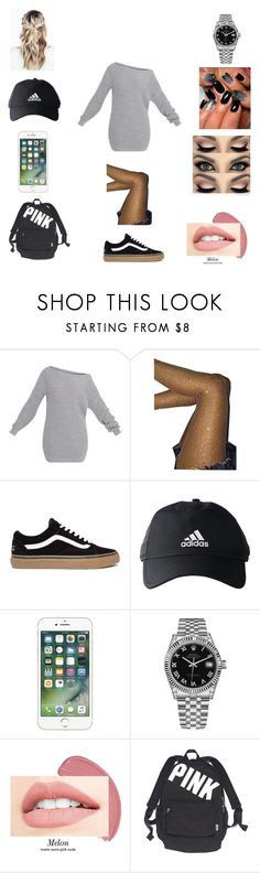 """totally my style #4"" by merel-meuleman on Polyvore featuring mode, adidas, Rolex en Victoria's Secret"