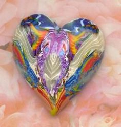 Elissahearts - Treasures From Scrap Clay! By Elissa Powell - Another great way to use your scrap clay.