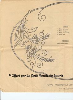 Check out this photo Hand Embroidery Patterns Flowers, Rose Embroidery, Hand Embroidery Designs, Vintage Embroidery, Embroidered Flowers, Cross Stitch Embroidery, Fabric Paper, Fabric Painting, Swedish Weaving