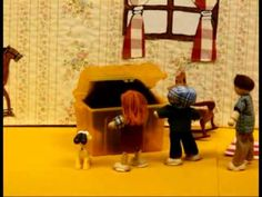 """""""Le trou du parc rouge """"- exemple film d'animation trop mignon réalisé par les élèves de CP d'une école lilloise"""