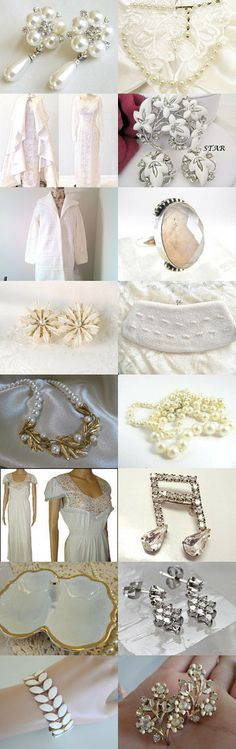 Winter cream collection ❤️ by Dorota and Monika on Etsy--Pinned with TreasuryPin.com