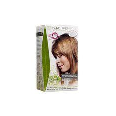 Naturigin Hair Colour Permanent Natural Medium Blonde (1 Count)