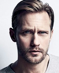 Alexander Skarsgard in GQ June 2016