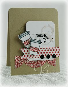 card by Jen del Muro at i{heart}2stamp.com with Verve BETTER WITH YOU stamp set