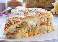 Torta salgada com sobras de arroz é fácil de fazer e fica deliciosa - Gastronomia - Bonde. O seu portal