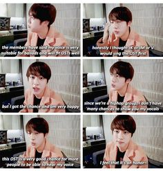 Yes they were right, Jin!