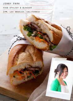 Number Nine in Long Beach (Vietnamese Food)