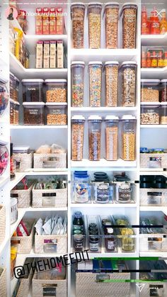 Mind-blowing Kitchen Pantry Design Ideas for Your Inspiration - - kitchen ideas diy,kitchen storage ideas diy,kitchen cabinet ideas diy Kitchen Pantry Design, Interior Design Kitchen, Diy Kitchen, Kitchen Decor, Kitchen Hacks, Kitchen Dining, Camping Kitchen, Kitchen Utensils, Kitchen Sink