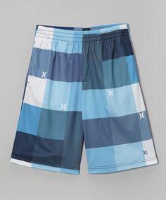 Ultramarine Kingsroad Mesh Shorts - Toddler & Boys by Hurley #zulily #zulilyfinds