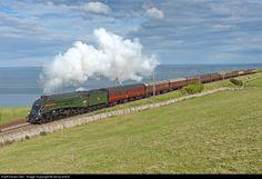 RailPictures.Net Photo: UK Steam 4-6-2 at Berwick Upon Tweed, United Kingdom by henry elliott