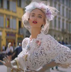 beautiful fashion show Dolce & Gabbana
