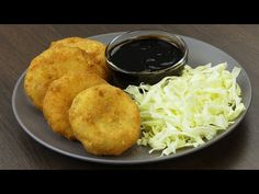 Les Croquettes, Tasty Videos, Cornbread, Food And Drink, Minion, Japan, Cooking, Ethnic Recipes, Youtube