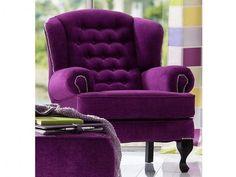 Thronen wie ein König! Mit dem Sessel New Barock von Gutmann. Lievebolle Details wie Kontrastnaht und geschwungene Holzfüße. Auch in Deiner Lieblingsfarbe!